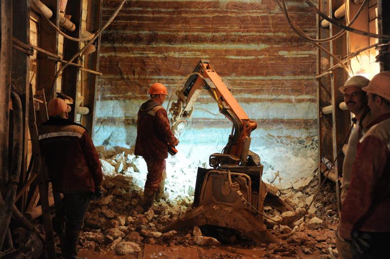 Участок метро до Троицка построят после 2023 года. Фото: архив, «Вечерняя Москва»