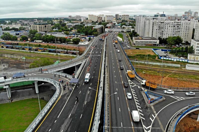 Строительство новой дороги до аэропорта Остафьево стартовало