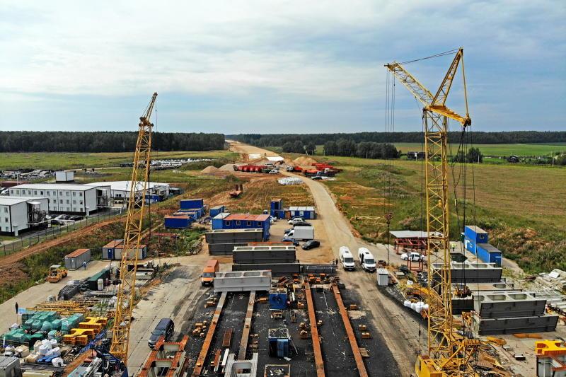 Марат Хуснуллин: Строительство крупной магистрали увеличит количество рабочих мест в Новой Москве