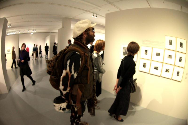 Выставку фотографий открыли в Филимонковском