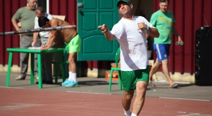 Городошный спорт. Фото: архив, «Вечерняя Москва»