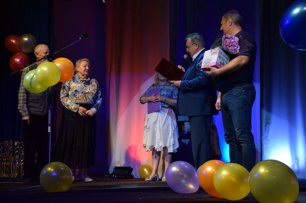 Жители Первомайского отметили День семьи, любви и верности