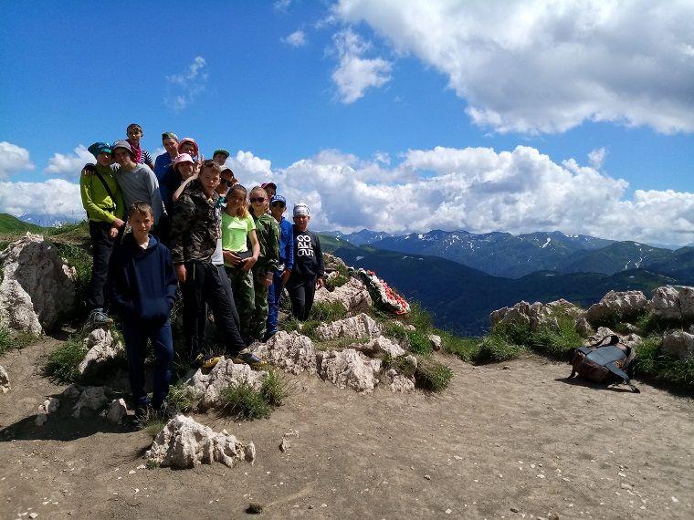 Покоряя горные вершины: ученики школы №2073 проведут встречу перед полетом на Кавказ