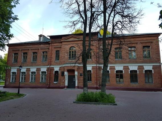 Солдаты посетили музей в Щаповском
