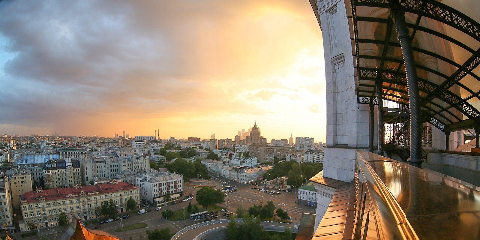 Лучшую обзорную площадку Москвы выберут «Активные граждане»