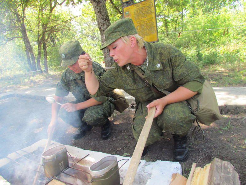 Молодежь Щербинки поучаствует в военно-патриотических сборах