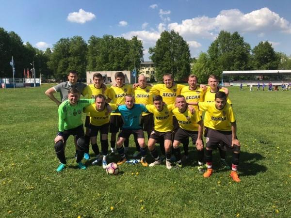 Футболисты поселения Первомайское встретятся с спортсменами из Подмосковья