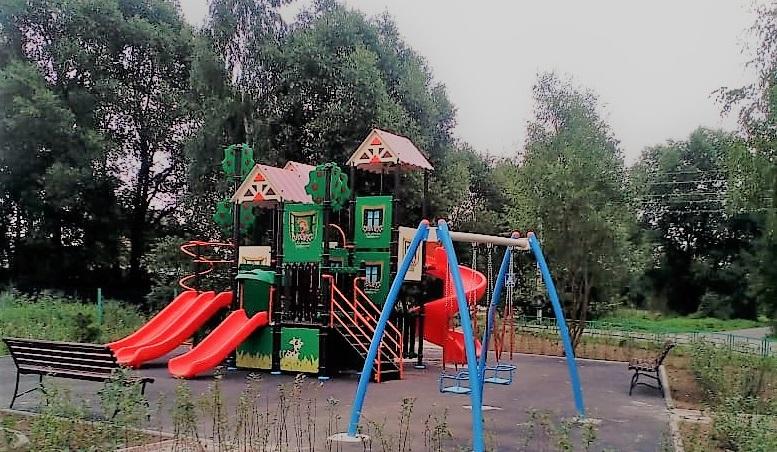 Новую спортивную площадку установят в Десеновском