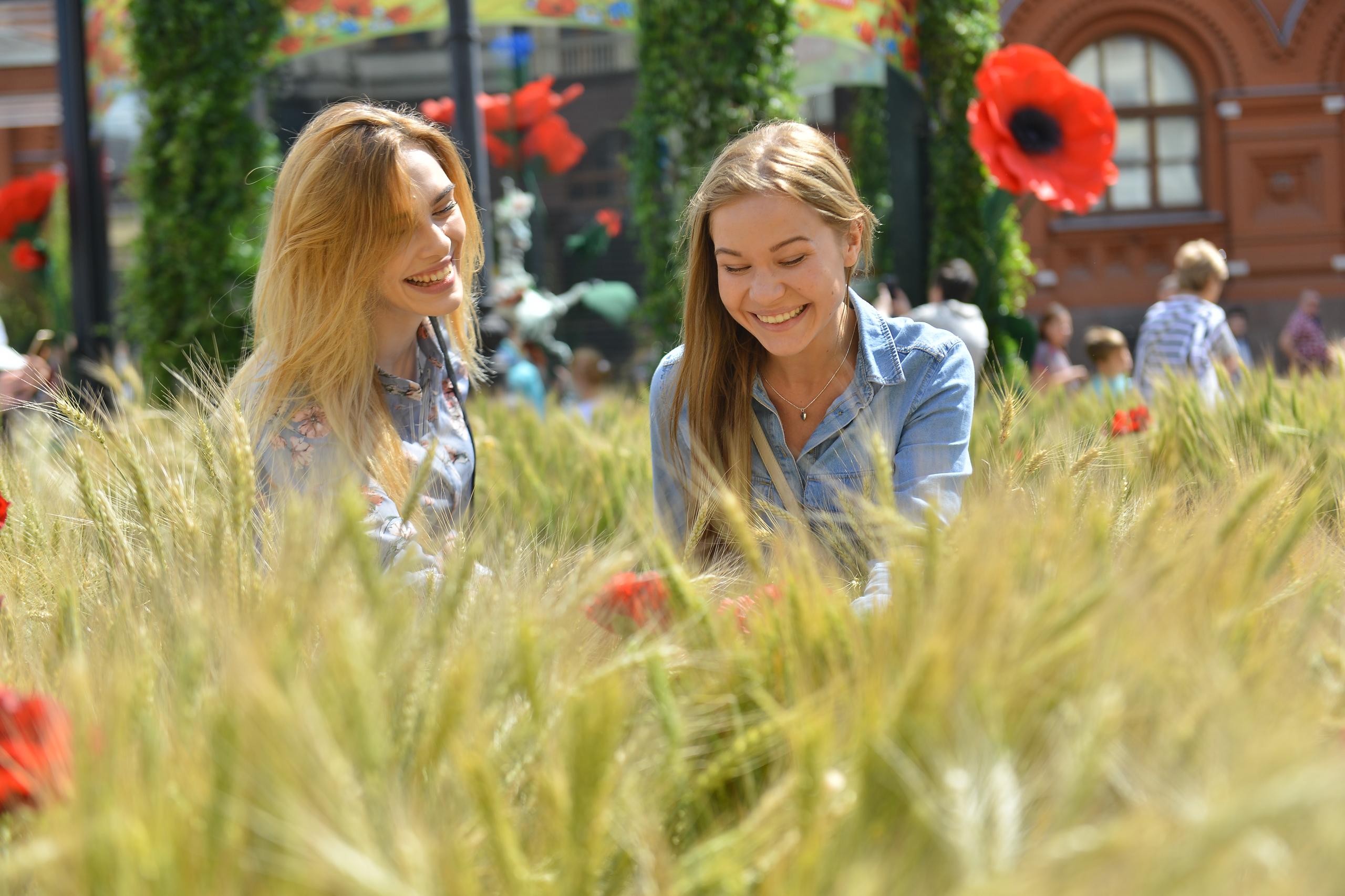 Жители столицы смогут оценить качество проведения фестиваля «Цветочный джем»