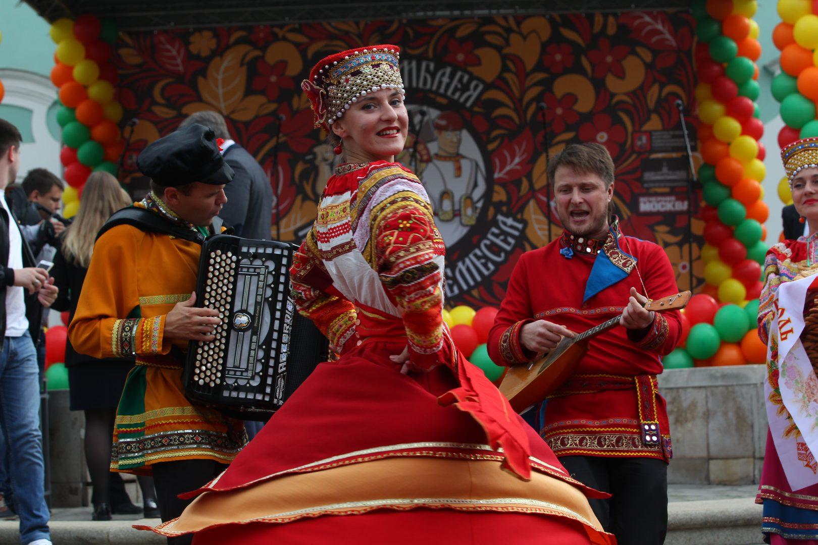 Семейный фестиваль проведут в Краснопахорском. Фото: Антон Гердо, «Вечерняя Москва»