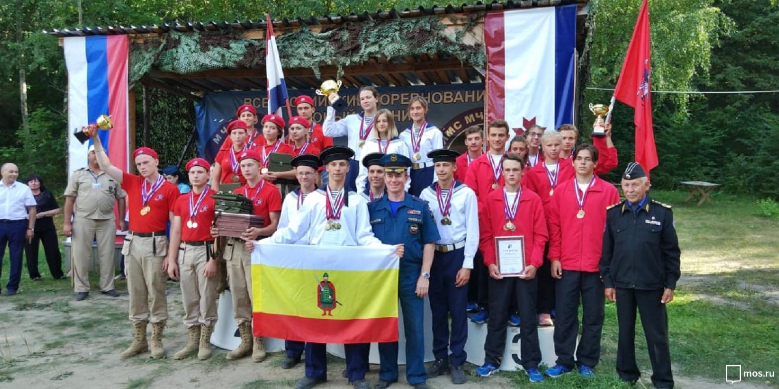Московские школьники завоевали бронзу на Всероссийских соревнованиях