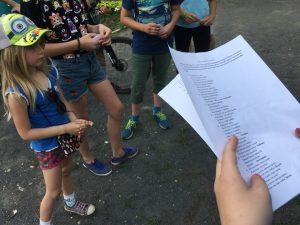 День Загадок в Троицке. Фото: представители Молодежной палаты Троицка