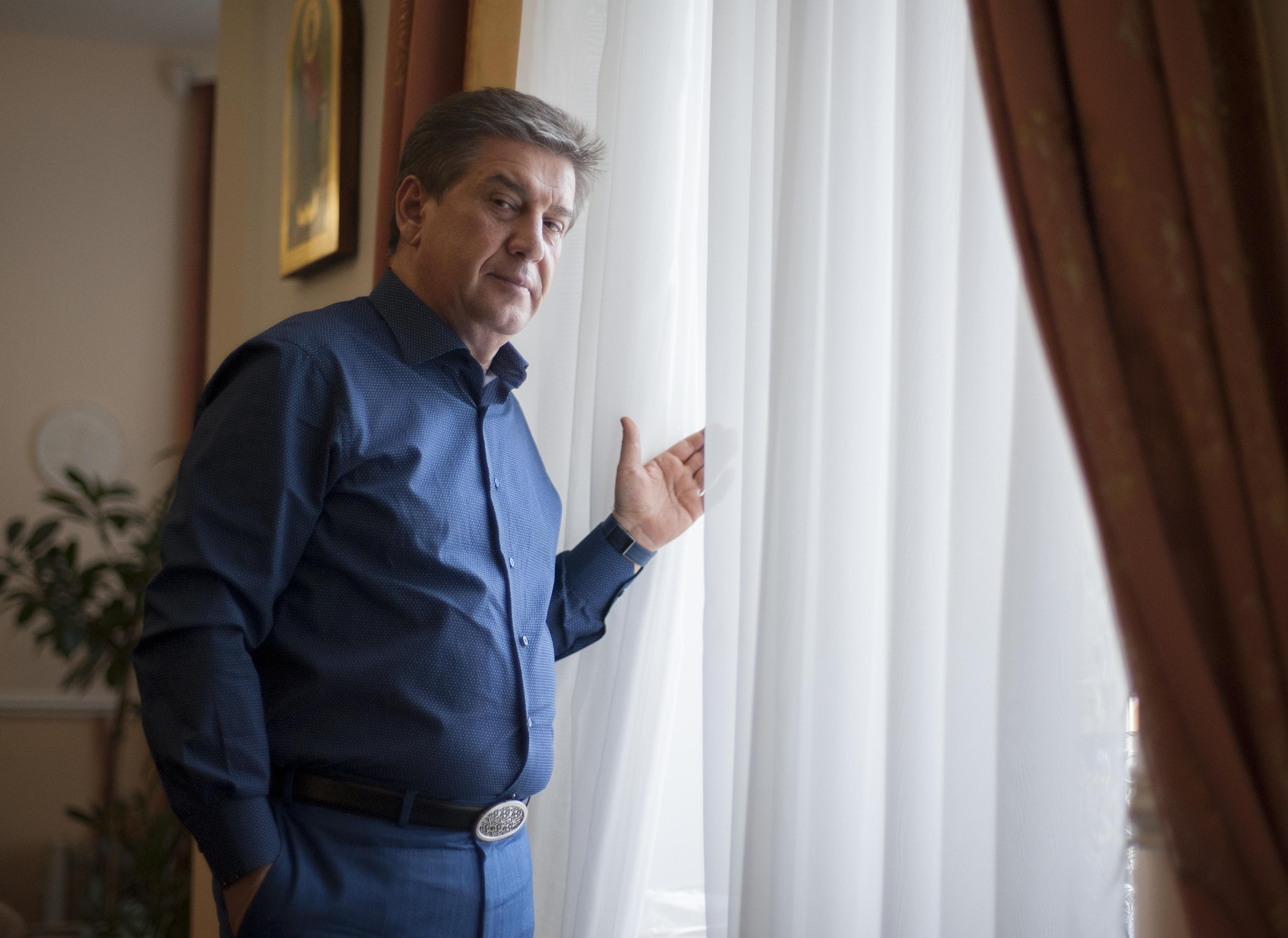 Владимир Петросян: Столичная система социальных гарантий служит одной цели — обеспечить пенсионерам достойный уровень жизни