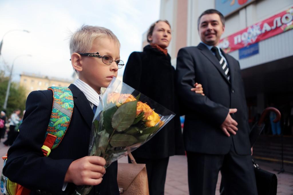 Жители столицы смогут записать ребенка в школу и оформить социальную карту с помощью сайта мэра Москвы