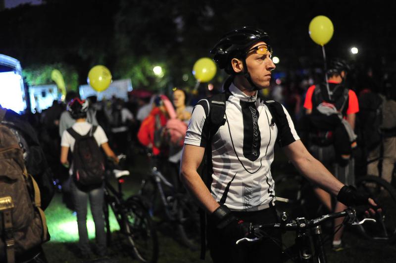 Новый маршрут «Велоночи» определили в Москве