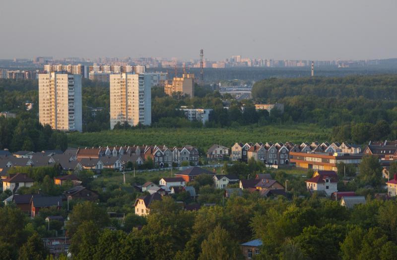 В Москве выросло число сделок по ипотеке