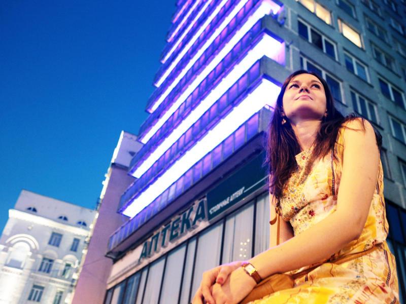Архитектурно-художественная подсветка украсит более 300 объектов Москвы