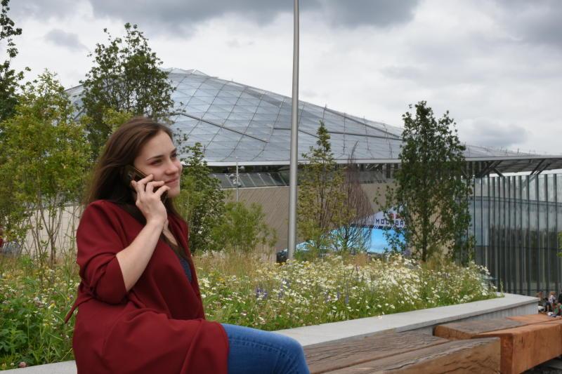 Температура воздуха в Москве опустится до 9 градусов