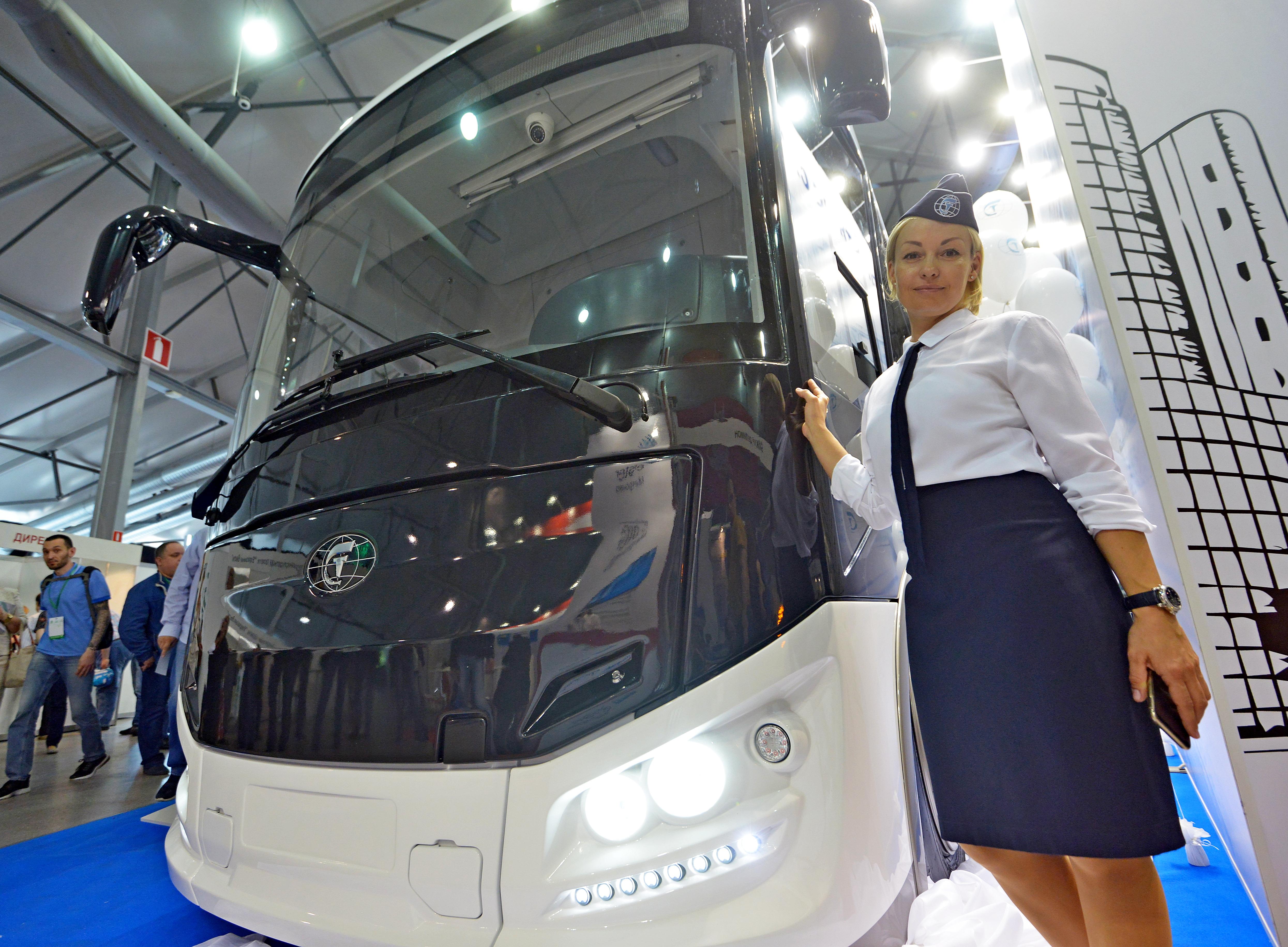 Электробусы выйдут на маршруты в начале осени