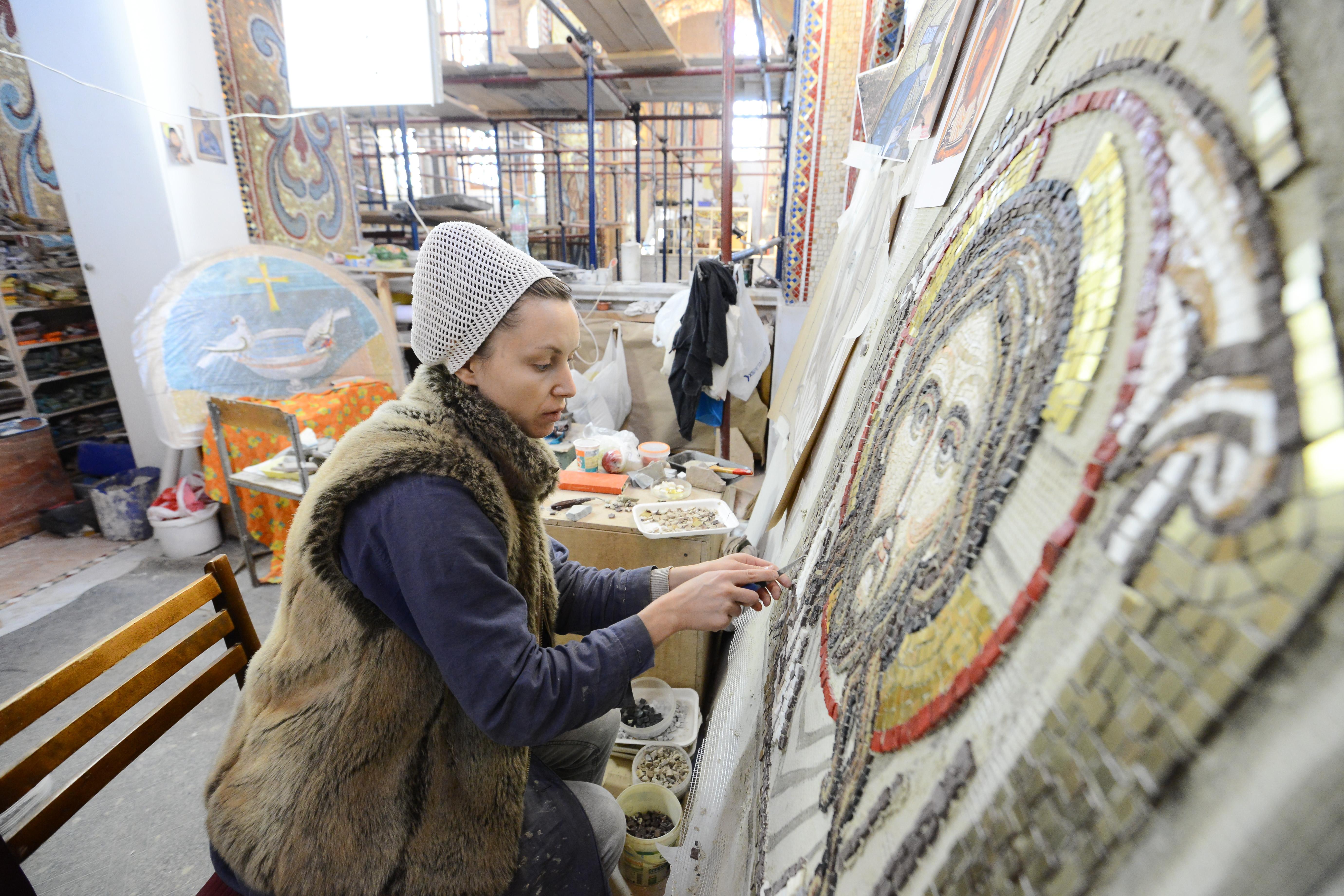 Реставрацию проведут в монастыре Зосимова Пустынь в Новофедоровском