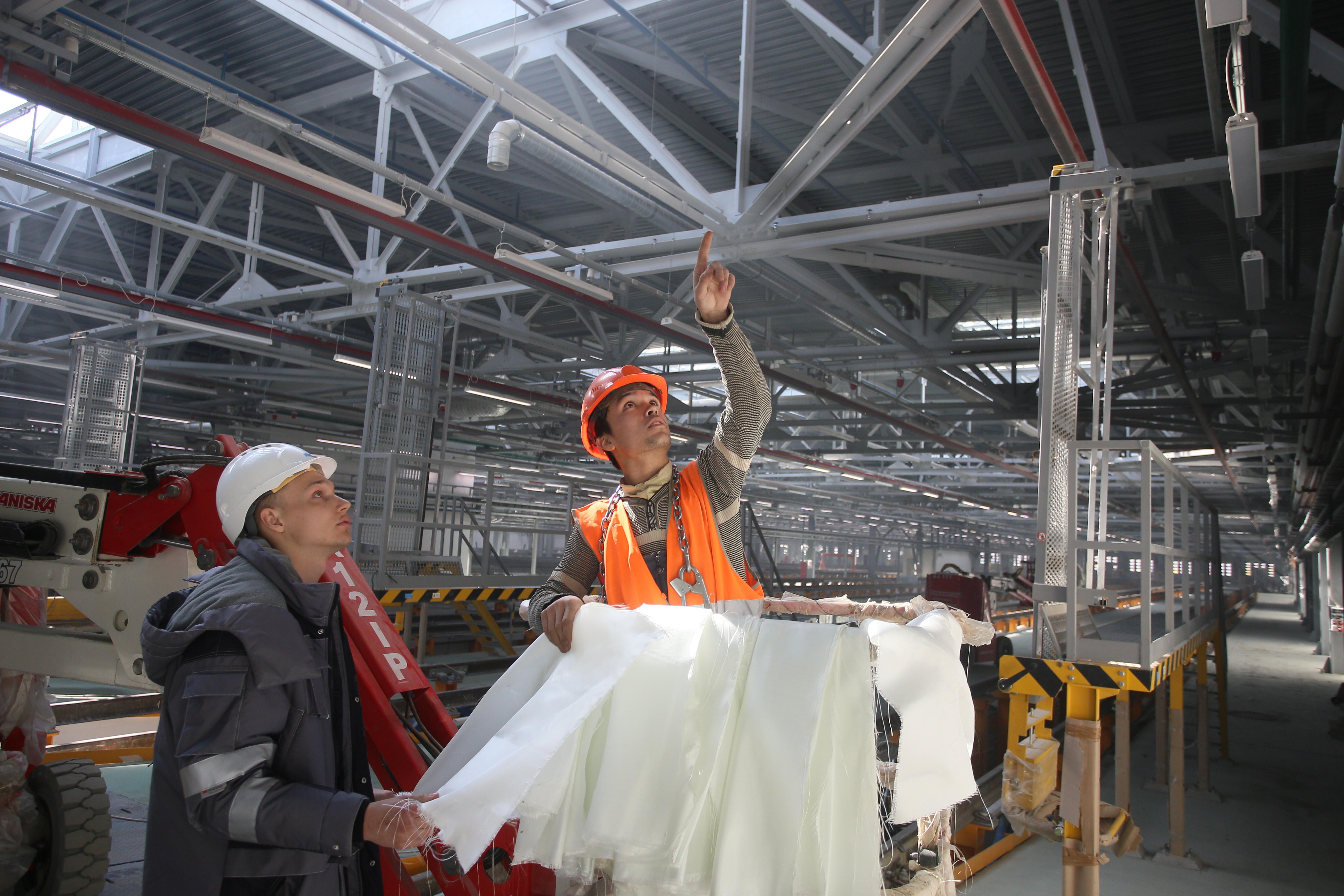 Специалисты проверят ход строительства объектов в Новой Москве