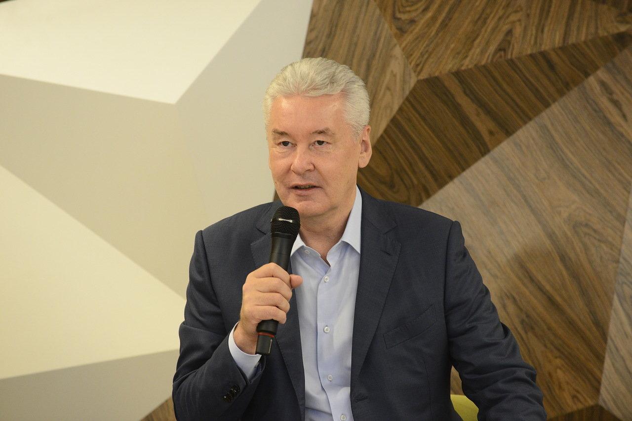 Кандидат в мэры Собянин: «Грязные» производственные установки МНПЗ будут закрыты