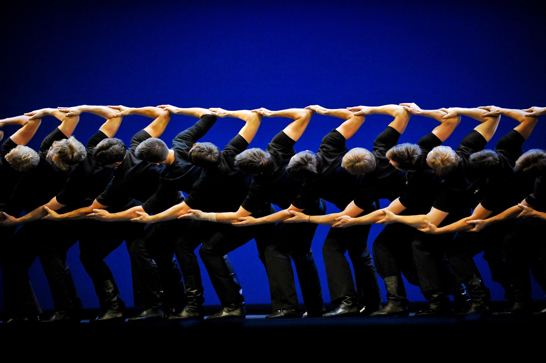 Трехмерные танцоры «Русских сезонов» появятся в Москве на День города