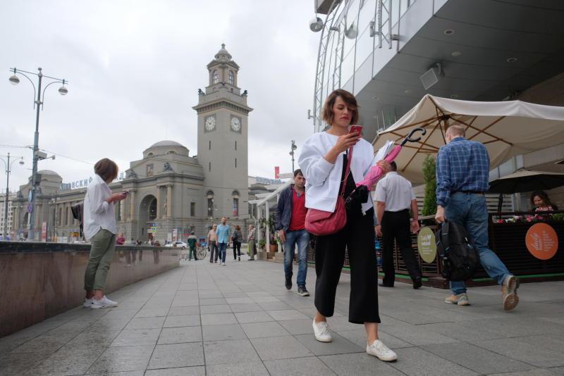 Московский регион ждет «желтый» уровень опасности. Фото: Максим Аносов