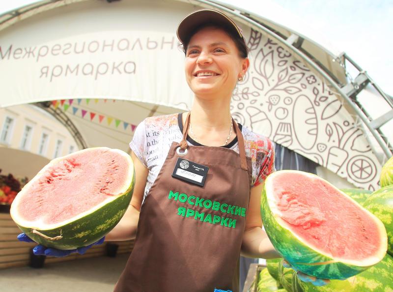 Москвичей предупредили о вреде арбузной диеты