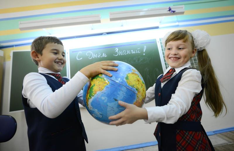 Учебный год для школьников Москвы начнется 3 сентября