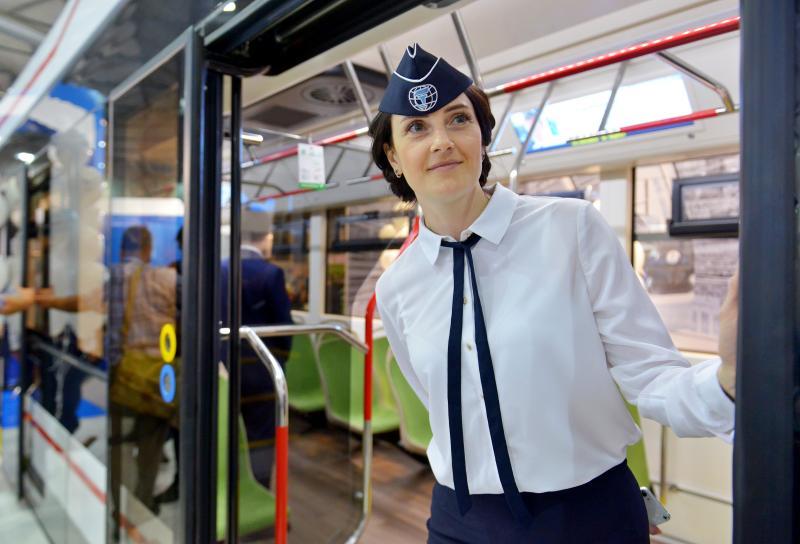 Москвичи смогут бесплатно ездить на электробусах в сентябре