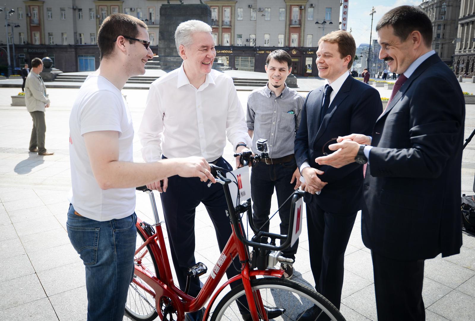 Пользователи велопроката установили новый рекорд