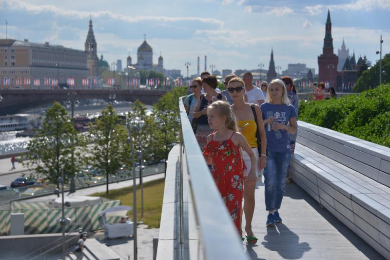 Активные москвичи расскажут о любимых зонах отдыха