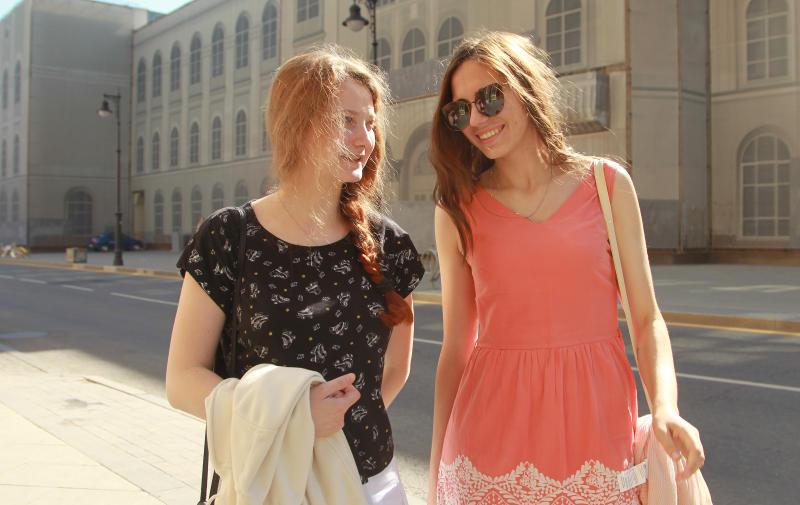 Москвичам пообещали 30-градусную жару в выходные