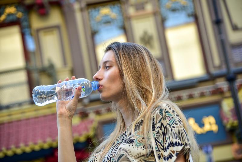 Пассажиры МЦК могут бесплатно получить воду