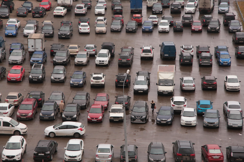 Ремонт парковок завершили в Кокошкино