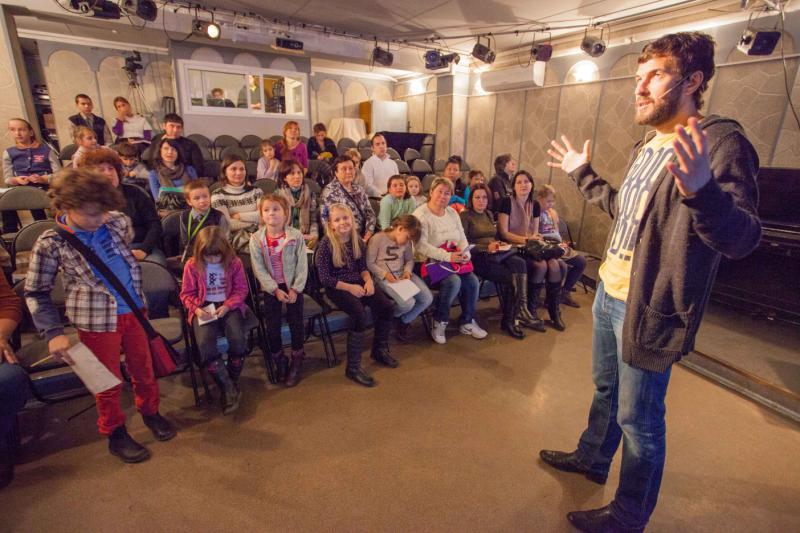 Детям из Краснопахорского рассказали о правилах безопасности
