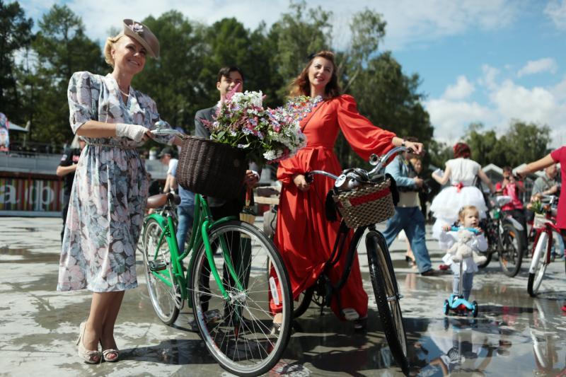 Велосипедистов ждут в Марушкино. Фото: архив, «Вечерняя Москва»