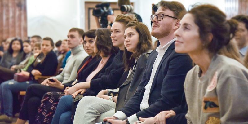 Новую книгу презентовали в Филимонковском