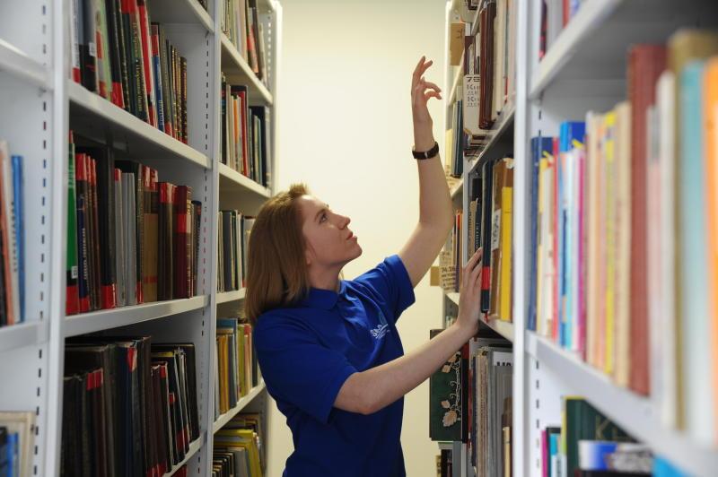 Вернуть книги в библиотеку Вороновского позволят в рамках акции «Час амнистии»