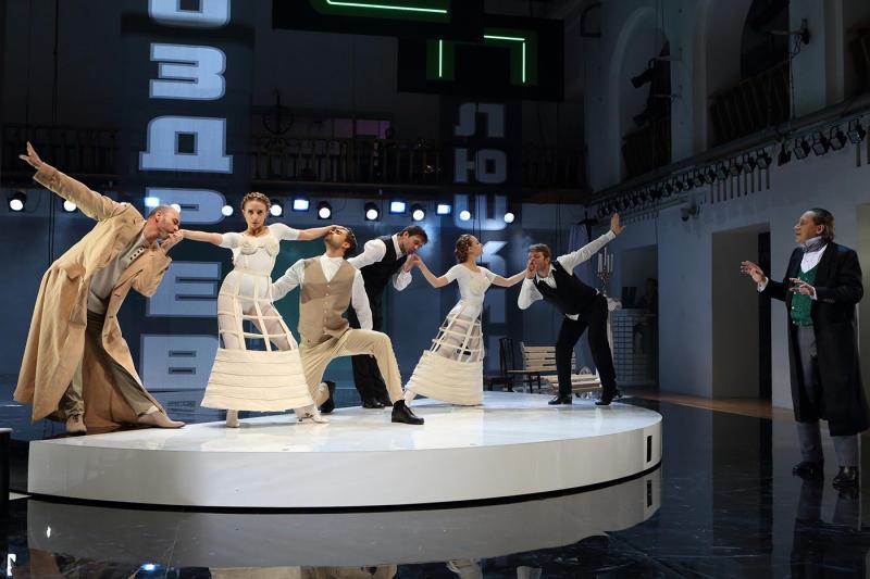 Театр. Фото: Наталья Чебан, «Вечерняя Москва»