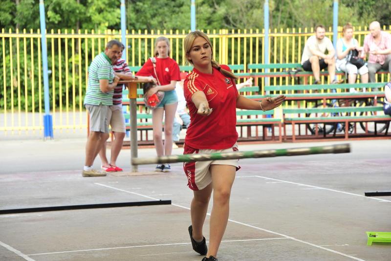 Призерами Окружного спортивного фестиваля стали жители Краснопахорского