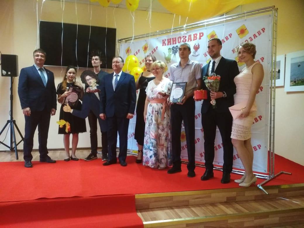 Фестиваль короткометражных фильмов «Кинозавр» провели в Краснопахорском