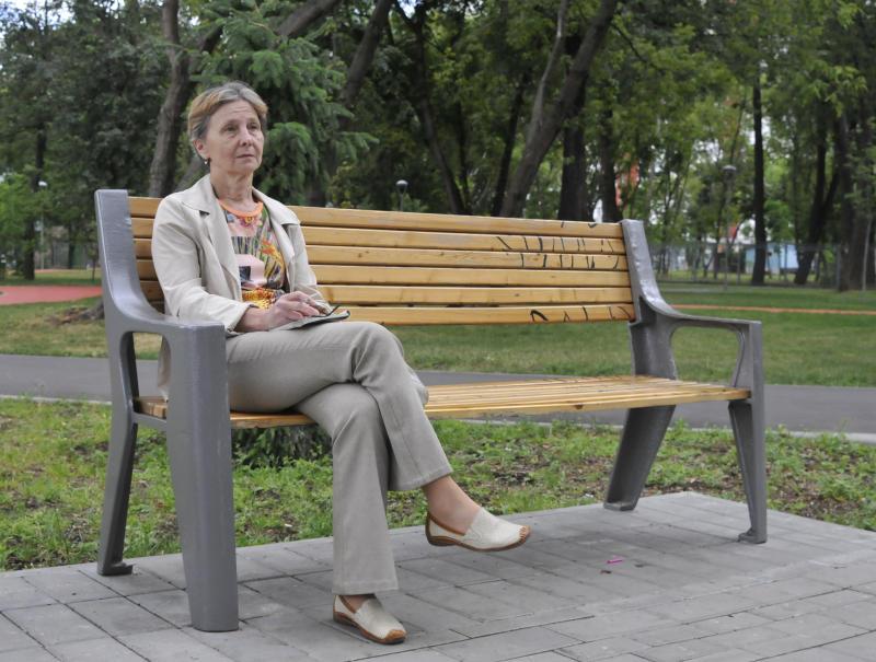 Зону отдыха обустроят в Московском