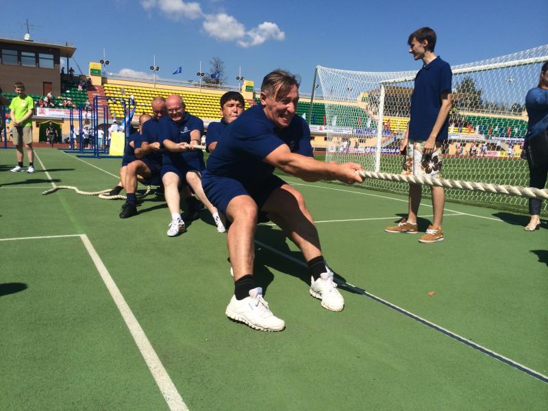 Праздник спорта проведут в Марушкинском