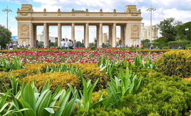 Праздник с размахом: москвичей пригласили на 90-летний юбилей Парка Горького