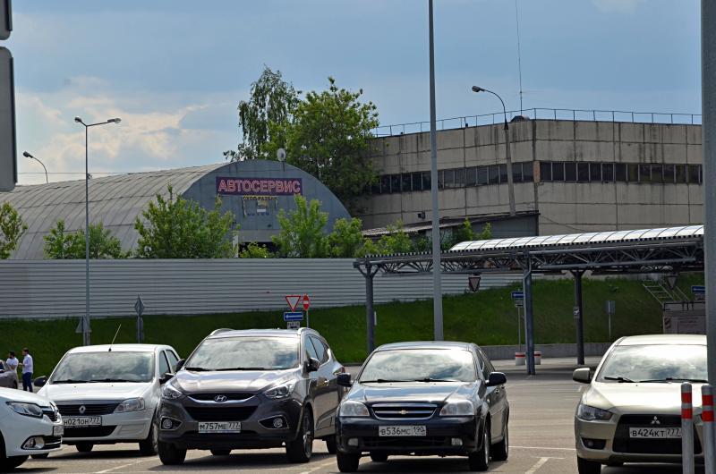 Итоги по обустройству парковочных мест подвели в Московском