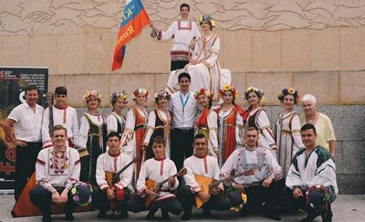 Музыкальный вояж: Ансамбль из Новофедоровского покорил Португалию