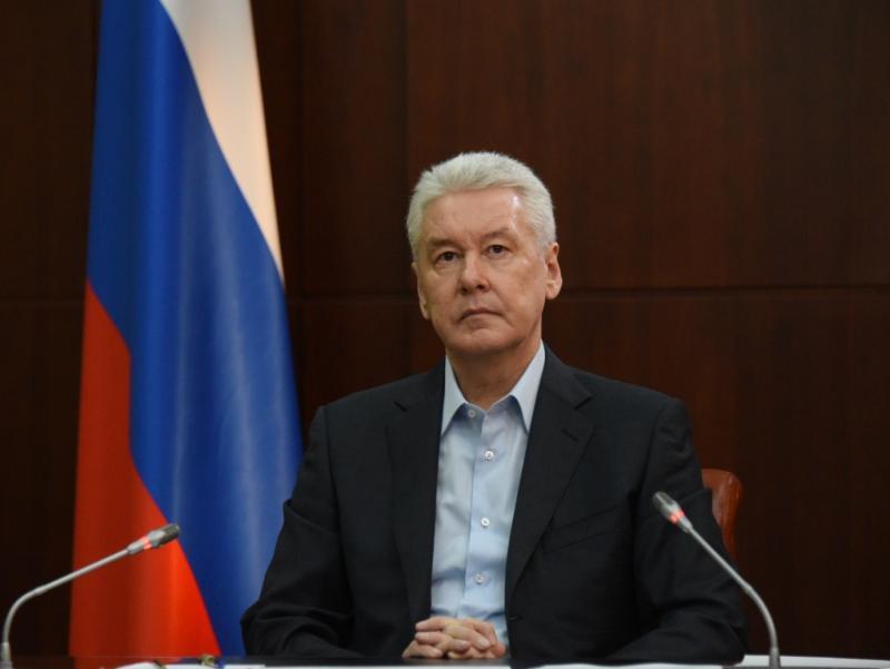 Собянин рассказал о завершении строительства новой дороги в ТиНАО