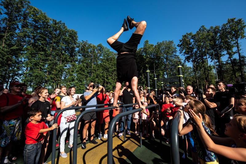 Спортивный праздник состоится в Краснопахорском